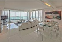 SOLD ~ Jade Brickell #3911 /  WELCOME TO HEAVEN!!! Designer Finishes in most desirable hi-floor SE Corner. Enjoy Unobstructed Water & City Views From Every Room.  Expansive 4 Bedroom + 4.5 Ensuite Baths completely redone w ultimate in luxury finishes....48X48 White Glass Slab Floors, White Venetian Stucco Walls, Wood & Glass Custom Closets, Lacquered Solid Wood Doors & Custom Recessed Low Voltage Lighting.  Wraparound Views from Deep Terraces & Gourmet European Kitchen | Sold Price: $2,520,000