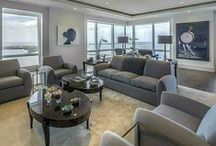 FOR SALE ~ Four Seasons LPH 66F / 50 Shades of Grey Anyone? ~ Impeccably redesigned in literally every hue of Grey delivering a taste of Park Avenue. Unobstructed wraparound Ocean Views characteristic of a Lower Penthouse spanning from Key Biscayne to Miami Beach | Price upon request