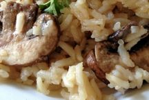 Rice/Risotto / Starchy Goodness... / by Susan SF