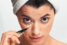 Make-up - spots & all * / Make up tips Products How to 's