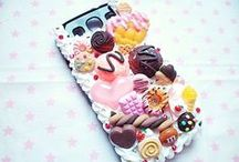 fun phone cases / a selection of cool and fun phone cases