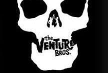 GO TEAM VENTURE! / I could have a category for cartoons, or I can just have one just for Venture Bros., because I love this show so so much.  Pictures, memorabilia, quotes! Anything Venture Bros. Related