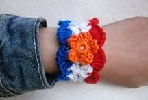 ♡ koningsdag haken / crochet kingsdag