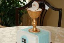 PRIMERA COMUNION - cakes /  PRIMERA COMUNION / by Carmen Torres