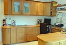 Our Studies and Home Offices / Our gallery of studies and home offices we stock and studies we've fitted