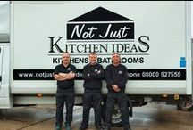 NJKI Team / Pictures of the lovely Not Just Kitchen Ideas team and the events we go to