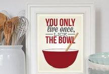 Kitchen Quotes / Quotes about the kitchen
