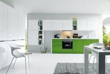 Schüller Kitchens / Take a look at our range of German Schüller kitchens