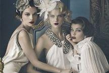 Stylized Session: The Golden Glitz: Modern Gatsby Wedding Glamour