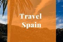Travel Spain / Spanien / Reisetipps für einen Roadtrip durch Spanien Nationalparks, Reiseblog, Städtetrips