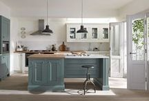 1909 Kitchens / Crafted with meticulous attention to detail, 1909 is a beautiful Shaker-style painted kitchen with a timeless quintessentially British feel.
