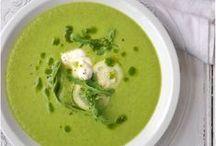 Ah les bonnes soupes !