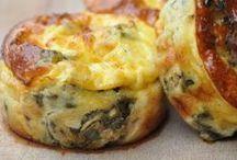 muffins salés, cakes et clafoutis