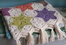 ♡ deken haken / crochet blanket