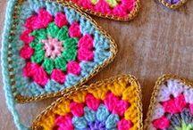 ♡ slingers haken / crochet garlands