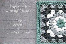♡ granny square
