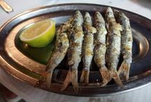 Best Things to Eat in Malaga / Malaga is most famous for its fried fish, wine and raisins. For the best places to eat in Malaga, get your copy of our guide http://www.guidetomalaga.com/#buy