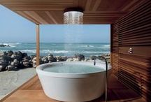 Ultimate Bathrooms / Some of the best bathrooms we're come across