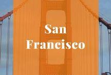 San Francisco / Alles rund um San Francisco. Tipps, Tricks, Sehenswürdigkeiten, Kulinarisches