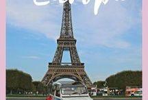 Travel Europe / Europa