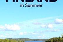 Travel Finland / Finnland / Reisen in Finnland