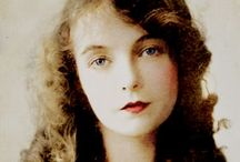 """""""LILLIAN GISH"""" / Born: 14 Oct. 1893 Died: 27 Feb.1993-99yrs -------------------------------- -""""First Lady Of American Cinema"""" -Silent Era Film Star  1910's & 1920's ..D.W. Griffith (1875-1948) -BIRTH OF A NATION (1915) ------------------------------ FILMS: DUEL IN THE SUN (1946) THE NIGHT OF THE HUNTER (1955) **THE WHALES OF AUGUST (1987)-Last Appearance on Screen-w/Bette Davis (1909-1989) ------------------------------ SISTER:  DOROTHY GISH           Born: 11 March 1898           Died:  4  June   1968-70yrs"""