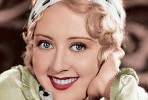 """JOAN BLONDELL"" / BORN: 30 Aug.1906 DIED:   25 Dec. 1979 -73 yrs/Leukemia   (#1)..m.1933-Div.1936 George Barnes (1892-1953)-1ch... A- Norman (b.1934) *Television Executive;  (#2)..m.1936-Div.1944 DICK POWELL  (1904-1963)-1ch... B-Ellen (b.1938) *Studio Hair Stylist;  (#3)..m.1947- Div.1950 MIKE TODD (1909-1958); ---------------------------- Gloria Blondell (1910-1986)-Sister;"