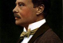 Hesse: Ernest (1868-1937) / Born:  25 Nov.1868 Died:    9 Oct. 1937 68yrs *****LINE EXTINCT*****  #1..m.1894-Div.1901 Victoria Melita / Saxe Coburg Gotha [Edinburgh] (1876-1936) [1ch- D.Young]  A++ Elizabeth (8yrs)      Born:  11 March 1895       Died:   16 Nov. 1908  ———————— #2..m.1905-d.1937 Eleanore/Solms-Hohensolms-Lich (1871-1937*) [2ch]...  A..Georg Donatus/H.G.D. Hesse Born: 8 Nov.1906 Died: 16 Nov 1937* m.1931-1937* Cecile/ Greece Born: 22 June 1911 Died: 16 Nov.1937* [4ch]...  (a)++Ludwig Born: 25 Oct. 1931 Died: 16 Nov.1937*  (b)++ Alexander Born: 14 April 1933 Died: 16 Nov 1937*  (c)++Johanna  Born: 20 Sept.1936 Died: 14 June 1939 *Meningitis*  (d)++ Stillborn (son) 16 November 1937*  (*)...All family members were killed in Airplane Crash on 16 Nov.1937 •••••••••••  B..Ludwig /Prince Of Hesse by Rhine Born: 20 Nov.1908 Died: 30 Feb.1968 m.1937-d.1968 Margaret Geddes (1913-1997)—No Issue; *Adopted DistantCousin Moritz / Landgrave Hesse (1926-2013);
