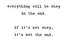 It is written..