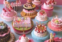Pretty cakes!
