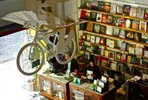 Pretty bookshops!