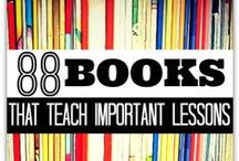 Books for Kids / by Regina | TheSoloMama.com