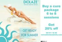 Laser hair removal / Get rid of your hair with the latest technology with the fastest laser in the world. Buy a package cure of 6 to 8 sessions and get 20% off at revivekliniken@telia.com