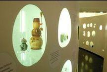 exhibition 2008/2009 - Esslingen, Germany / Bilder der Ausstellung im Gelben Haus in Esslingen