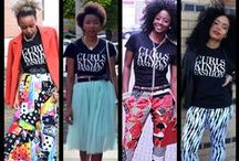 Natural Hair T-Shirts / Visit www.napturalsister.com for more natural hair inspired tees or follow us on IG: @napturalsister. / by Ms. Regina