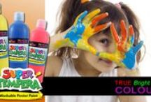 Fine Art Supplies for Kids Products / FAS | Fine Art Supplies made high quality art supplies for children. Why should all the Fine Art products only be available for the grow ups?