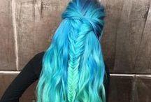 Inspiration for braids
