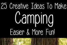 Camping / Budget travel & camping in the great outdoors.
