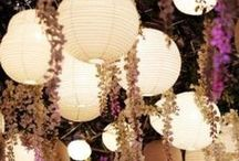 Paper Lanterns / Craft ideas, decoration ideas, DIY