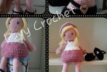 Lavy  Crochet - i miei lavori / Amigurumi, crochet, uncinetto