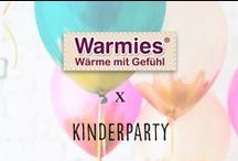 Warmies x Kinderparty