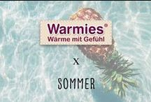 Warmies x Sommer