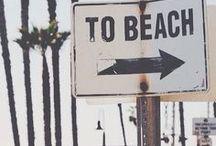 Beach Break / Manhattan Beach, California, South Bay living, working in the South Bay, Pacific Ocean, Offices near the beach, beach break