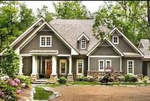Unelmakoti / Collection of inspirational ideas and styles for our future home, when we buy a house.