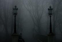 Gothic / I sometimes wish I was a gothic steampunk vampire, living in a dark and creepy castle with its own haunted cemetery ~ Doesn't everybody???