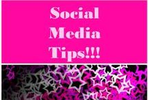 Social Media Tips / Find out how to increase followers, Branding, Blogging
