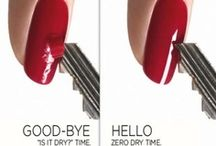 Soak Off Gel Color (Shellac, Gelish, Entity)www.salonajavi.net / Come in and experience the Shellac attach!
