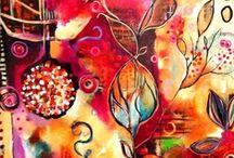 Art of Flora Bowley