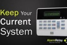 Alarm Monitoring Service / A modern alarm monitoring service includes internet alarm monitoring capabilities and remote management. Alarm Relay provides world-class monitoring services to homes and businesses. / by Alarm Relay