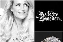 Rock By Sweden / Laila Bagge Wahlgrens smyckeskollektion Rock By Sweden